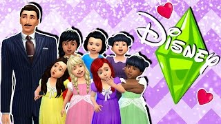 """The Sims 4 \\ DISNEY 7 Toddler Challenge \\ Episode 8 """"The End!?!"""""""