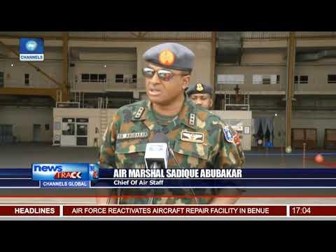 Chief Of Air Staff Visits Makurdi Tactical Air Command