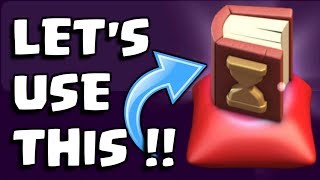 CAN BOOK OF EVERYTHING COMPLETE ALL ONGOING UPGRADES IN 1 SEC 😎 ?? LET'S FIND OUT IN CLASH OF CLANS