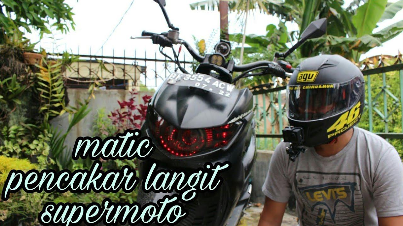 Modifikasi Motor Mio Gt Touring Blog Gambar Modifikasi Motor
