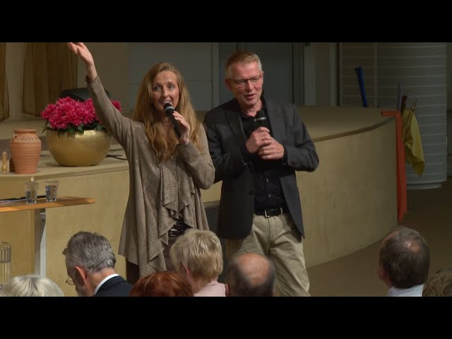 16 September 2018 kl 10.30 Söndagsmöte med Patricia Bootsma