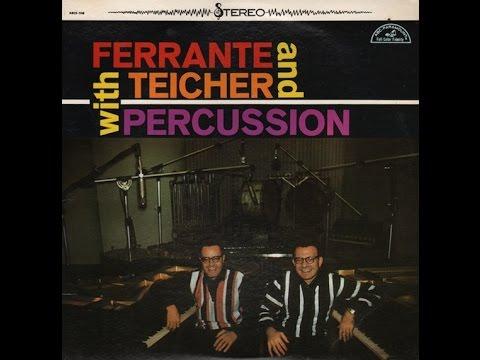Ferrante & Teicher 'With Percussion' 1958 STEREO Space Age Pop FULL ALBUM