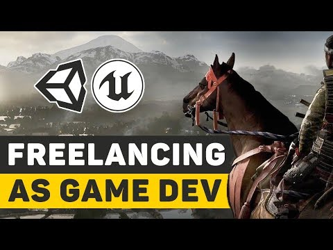 Working as Freelancer in Game Development