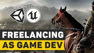 Working as Freelancer in Game Development