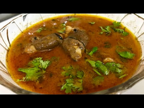 Mutton Paya recipe | Dhaba style paya | Mutton trotters | Cook with SB
