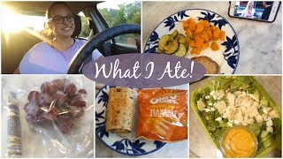 What I Ate | Counting Macros To Lose Weight | 7/17-7/18