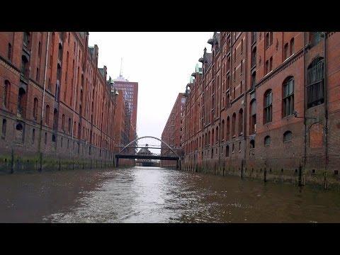 Hamburg - Speicherstadt / city of warehouses in HD