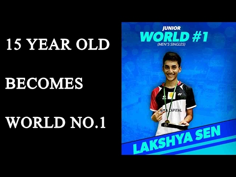 Uttrakhand teen Lakshya Sen becomes World No. 1 Junior badminton player | Oneindia News