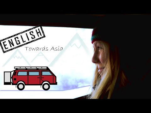 Trailer for our episodes 'Towards Asia' | Overlanding