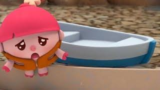 Малышарики - Сокровище - серия 157 - Обучающие мультфильмы для малышей - доброта