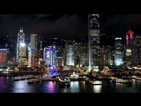 Watch: Stunning aerial tour of Hong Kong