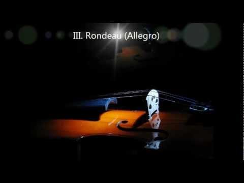 Mozart - Violin Concerto No. 2 in D, K. 211 [complete]