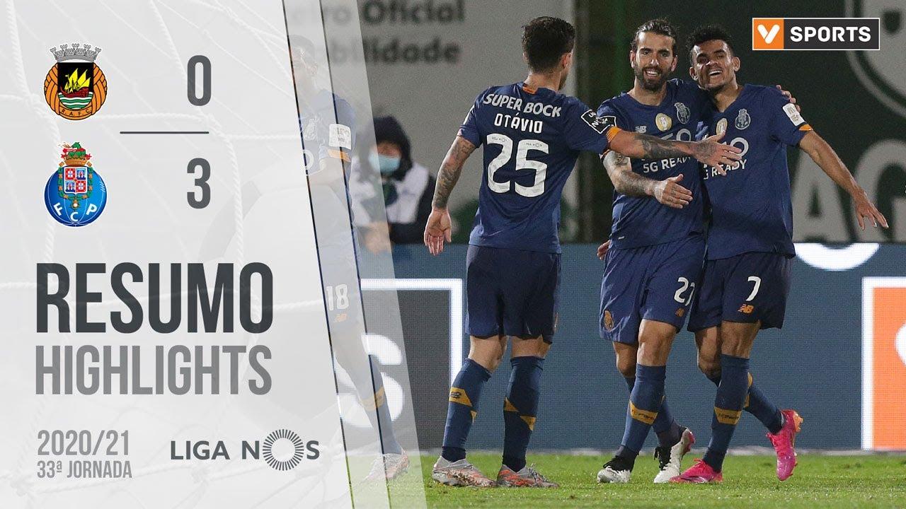 Highlights Resumo Rio Ave 0 3 Fc Porto Liga 20 21 33 Youtube
