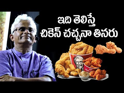 Truth about Chicken | Eggs | Good or Bad || Millets || Dr. Khadervali || SumanTV Organic Foods