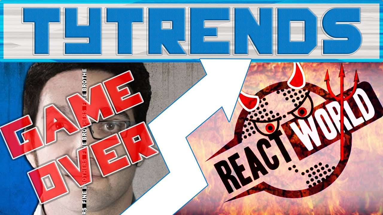 """FineBros RESPOND To BACKLASH After """"REACT WORLD ..."""