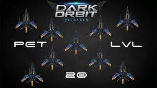 DarkOrbit - PET LVL 20
