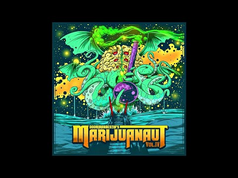 "Doommabbestia's ""MARIJUANAUT Vol.IV"" (Full Album) 2017"
