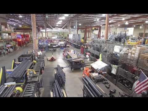 Union City Shop Drone Tour