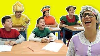 فوزي موزي وتوتي – المعلمة تيتا فوزية   – Teta foziya the teacher