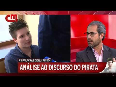 Análise Entrevista Rui Pinto  No Caso Futebol Leaks