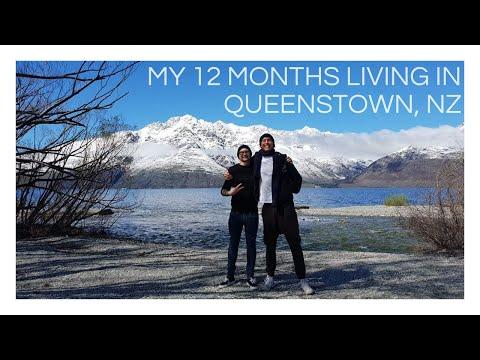 My 12 months living in Queenstown, New Zealand