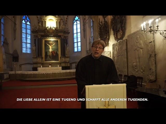 Martin Lutheri mõtteid
