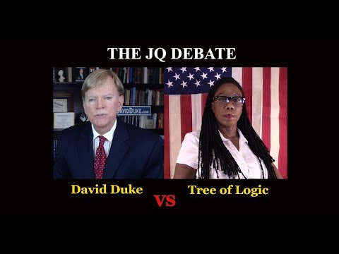 "David Duke vs Tree of Logic - The ""JQ"" Debate"