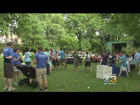 Listening Walk Raises Funds For Clarke Schools; Families Participate In Zoo Scavenger Hunt