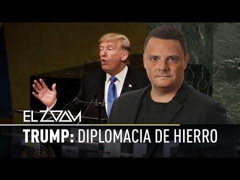 Trump: Diplomacia de hierro - El Zoom de RT + Charla con ustedes al final