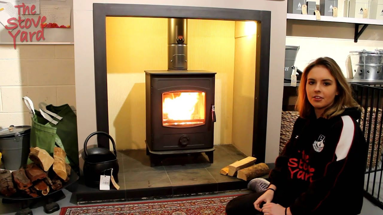 how to light a wood stove youtube. Black Bedroom Furniture Sets. Home Design Ideas