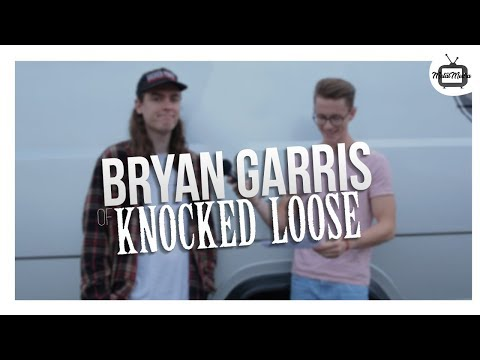 *INTERVIEW*   Bryan Garris of Knocked Loose Talks About a NEW ALBUM, Post Malone and Much More!