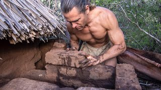 Building a Primitive Heating System for My Hut - Part 3