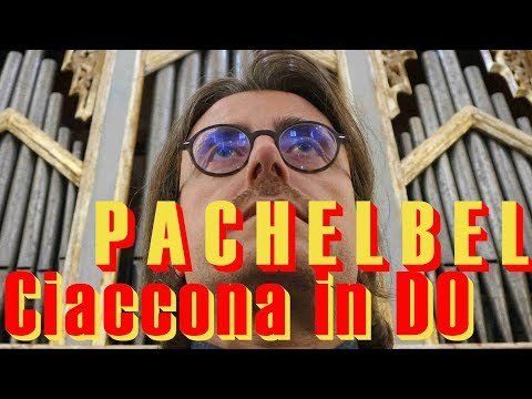 Pachelbel Ciaccona In Do
