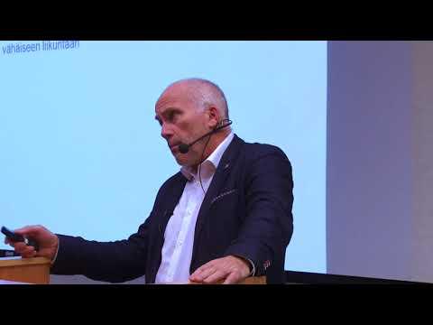 Professori Johan Eriksson: Raskausdiabetes – tyypin 2 diabeteksen riskitekijä