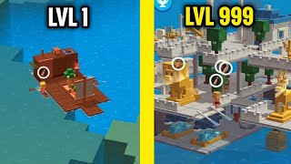 Idle Arks! MAX LEVEL BUILD AT SEA EVOLUTION! Gameplay (Android, iOS) screenshot 3
