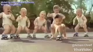 شاهد اطفال يرقصون على اغنية الليلة بدنا نولعا  fares karam