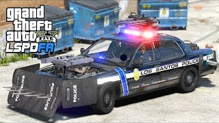 GTA 5 Mods - Cops vs Zombies!! (LSPDFR Gameplay)