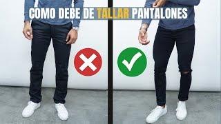 6 Trucos Para Saber Si Tus Pantalones Se Ajustan Adecuadamente