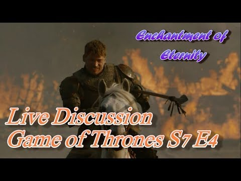 Game of Thrones S7 E4 Live Discussion with Buzztox and Batt Productions