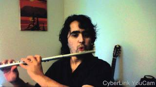 Afghan Music Pashto free  flute lesson 1