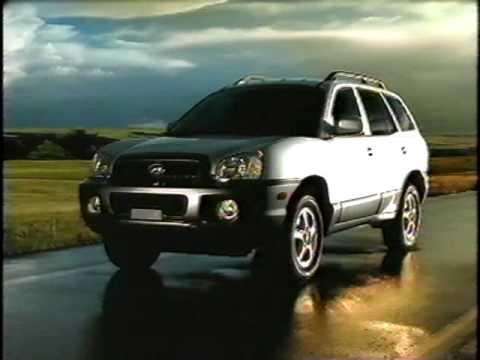 High Quality December 2000   The New Hyundai Santa Fe