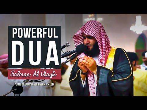 Powerful Emotional Dua- Salman Al Utaybi - Yaseen Media