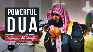 Powerful Emotional Dua  - Salman Al Utaybi - Yaseen Media