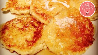 Russian Syrniki (cottage Cheese Pancakes) Recipe - Сырники из творога