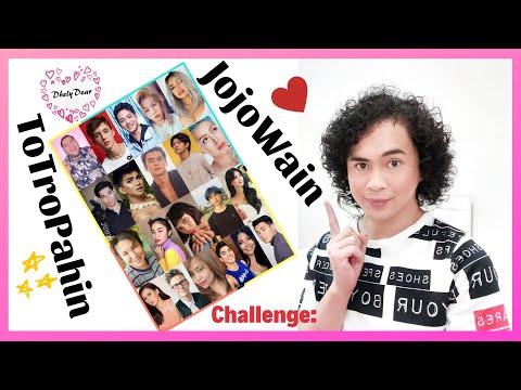 Jojowain o Totropahin ( Challenge ) 💕 DhelyDear thumbnail