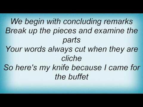 Emery - Studying Politics Lyrics