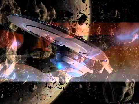 The Evolution Of Star Trek Starships