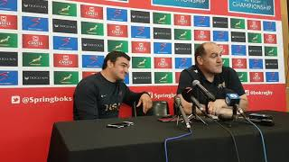 @LosPumas coach Mario Ledesma on whether his side can turn it around before Mendoza game vs Boks