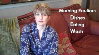 How to Get Organized Each Morning & Evening | Clutter Video Tip