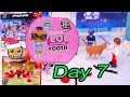 Day 7 ! LOL Surprise - Playmobil - Schleich Animals Christmas Advent Calendar - Cookie Swirl C